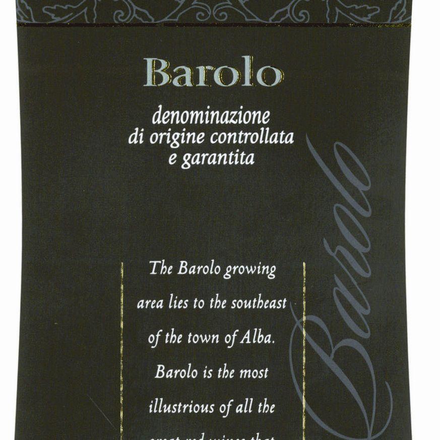 Beni di Batasiolo Barolo 2009 (Piedmont)
