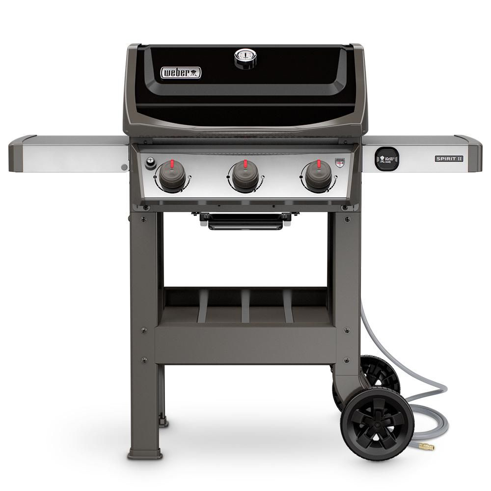 Weber Spirit II E-310 3-Burner Natural Gas Grill