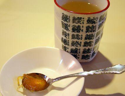 Korean Yuja Cha (Citron Tea)