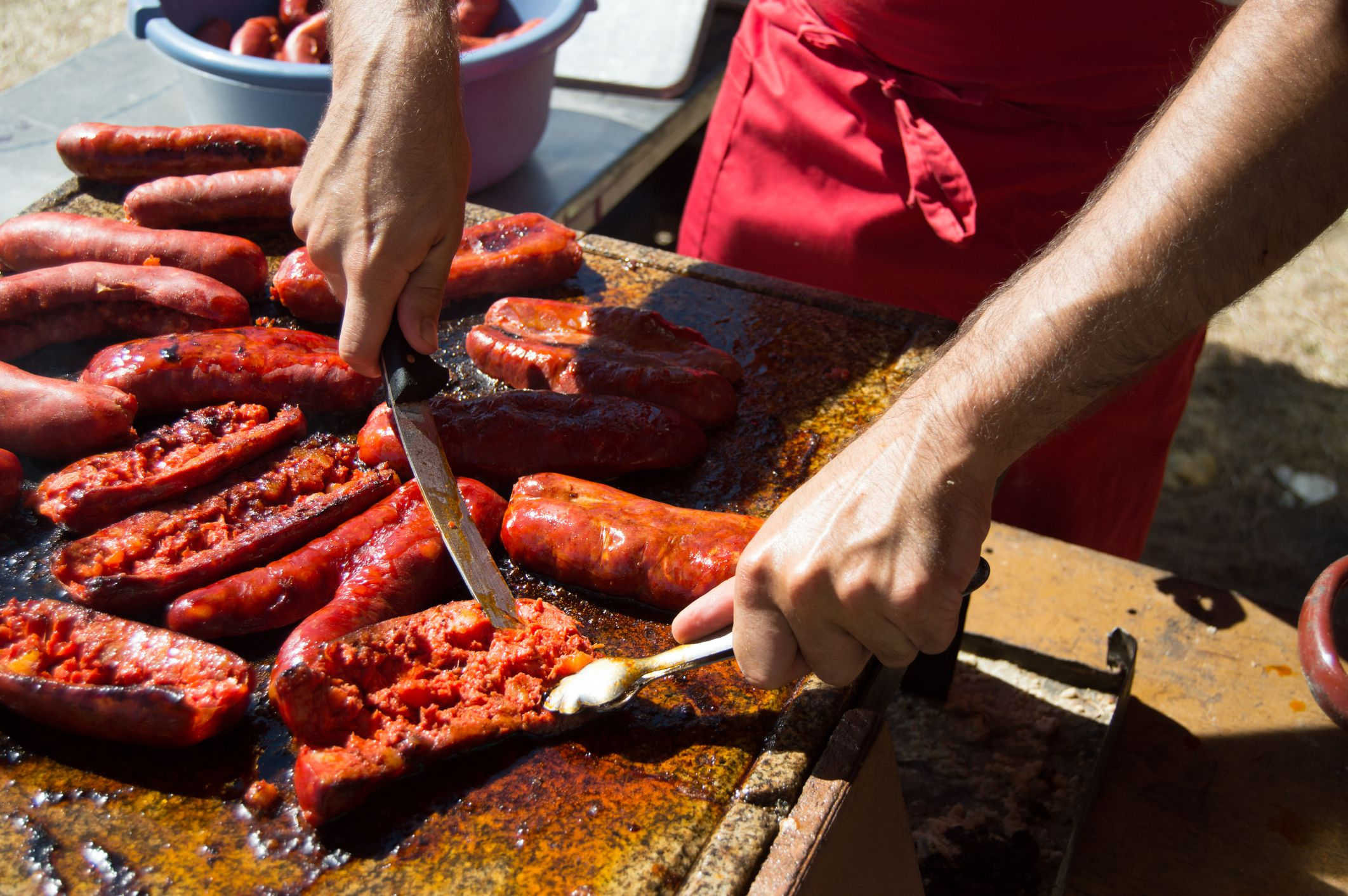 Spanish Cooking Methods