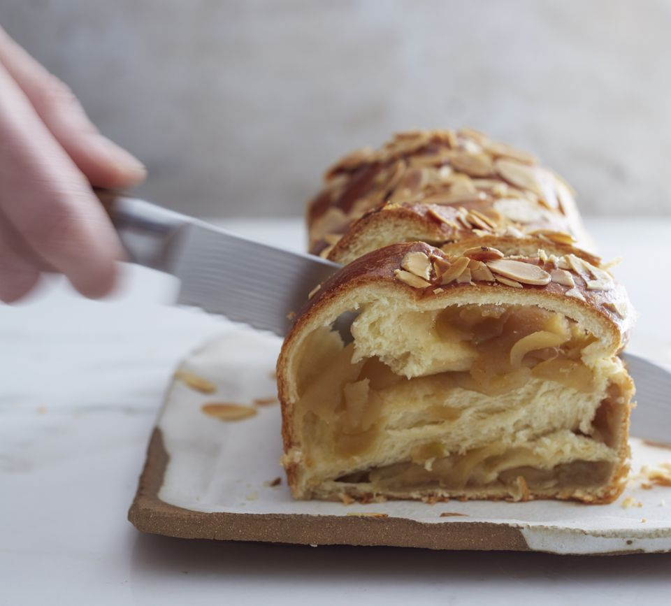 Breads Bakery's Apple Babka