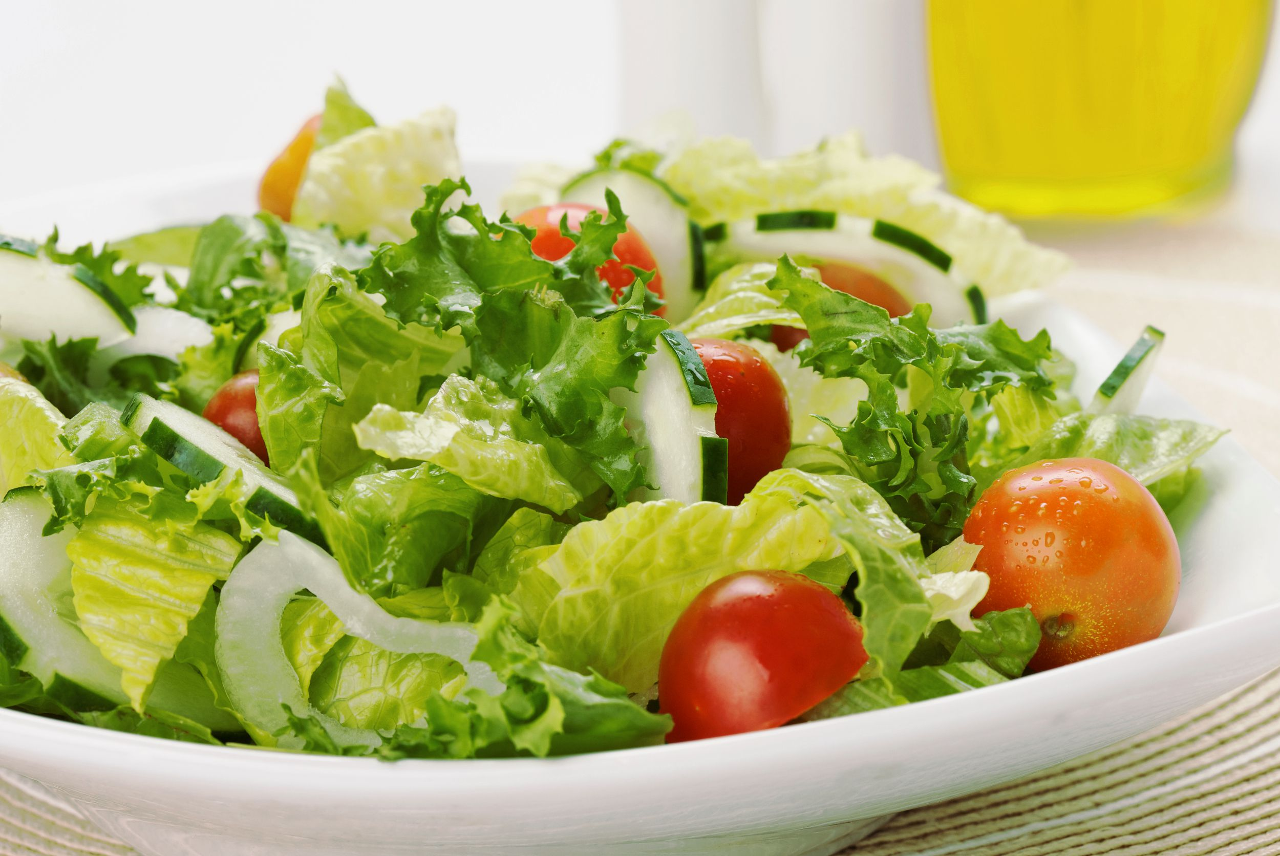 Making the Perfect Green Salad: A Basic Formula