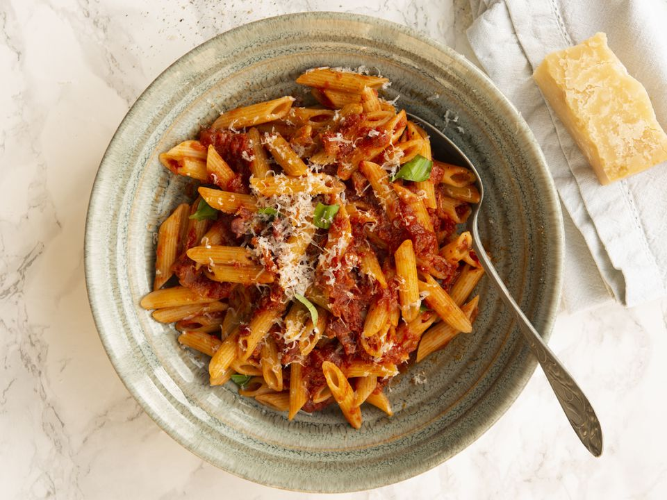 Penne all' Amatriciana Recipe