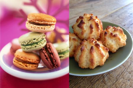 macarons vs macaroons what s the difference