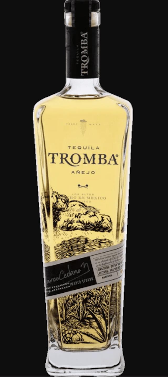Tequila Tromba Añejo