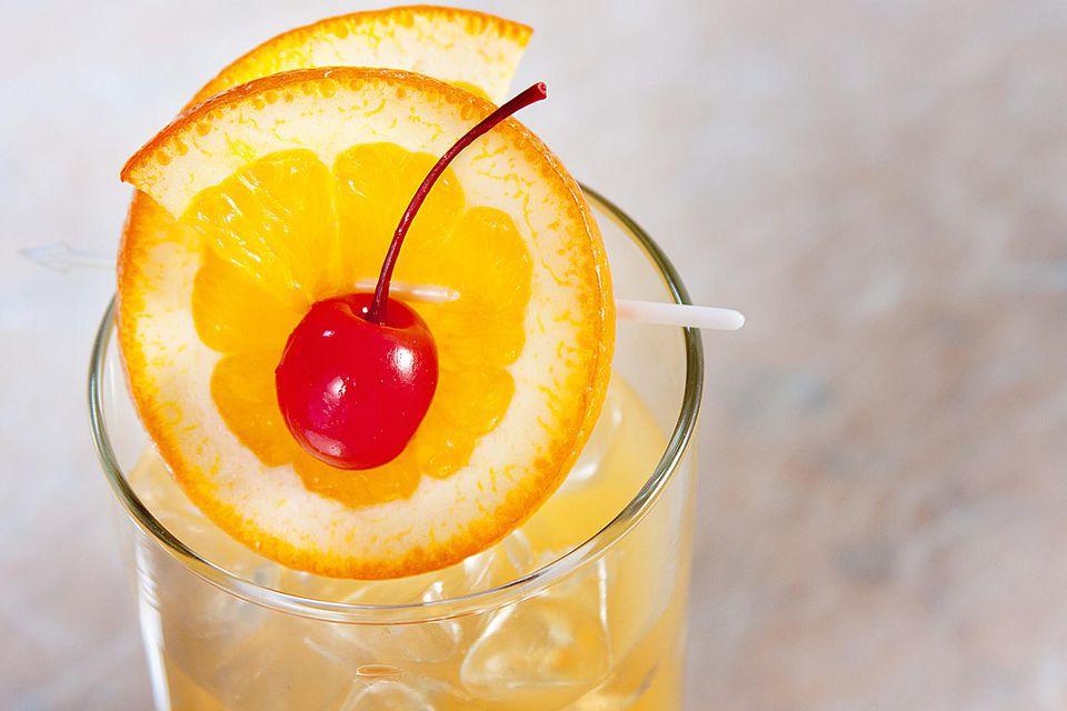Popular Harvey Wallbanger Cocktail Recipe