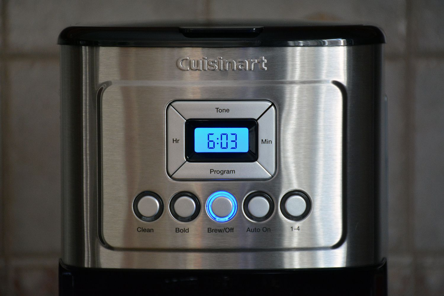 Cuisinart 12 Cup Thermal Coffeemaker Review Stellar