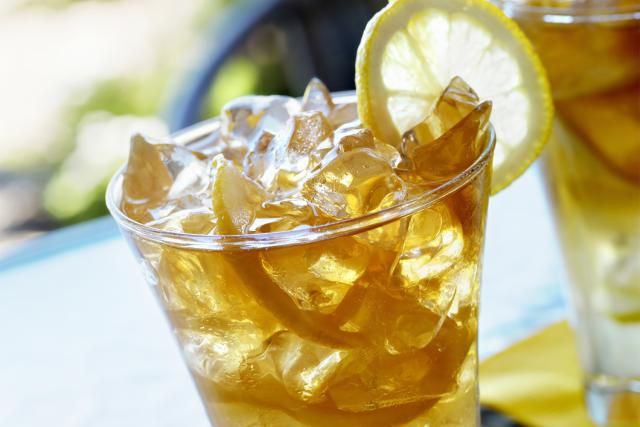 Leo DeGroff's Tully Tea Cocktail - Long Island Iced Tea Variation