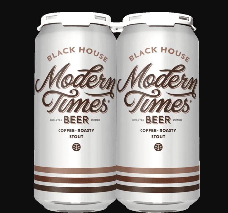 Modern Times Beer Black House