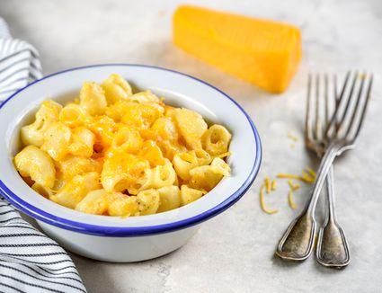 Crockpot baked mac and cheese