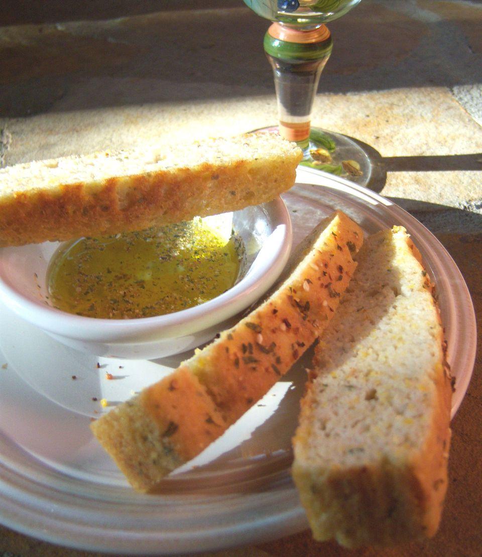 New Gluten Free Focaccia Bread Recipe Image Teri Gruss