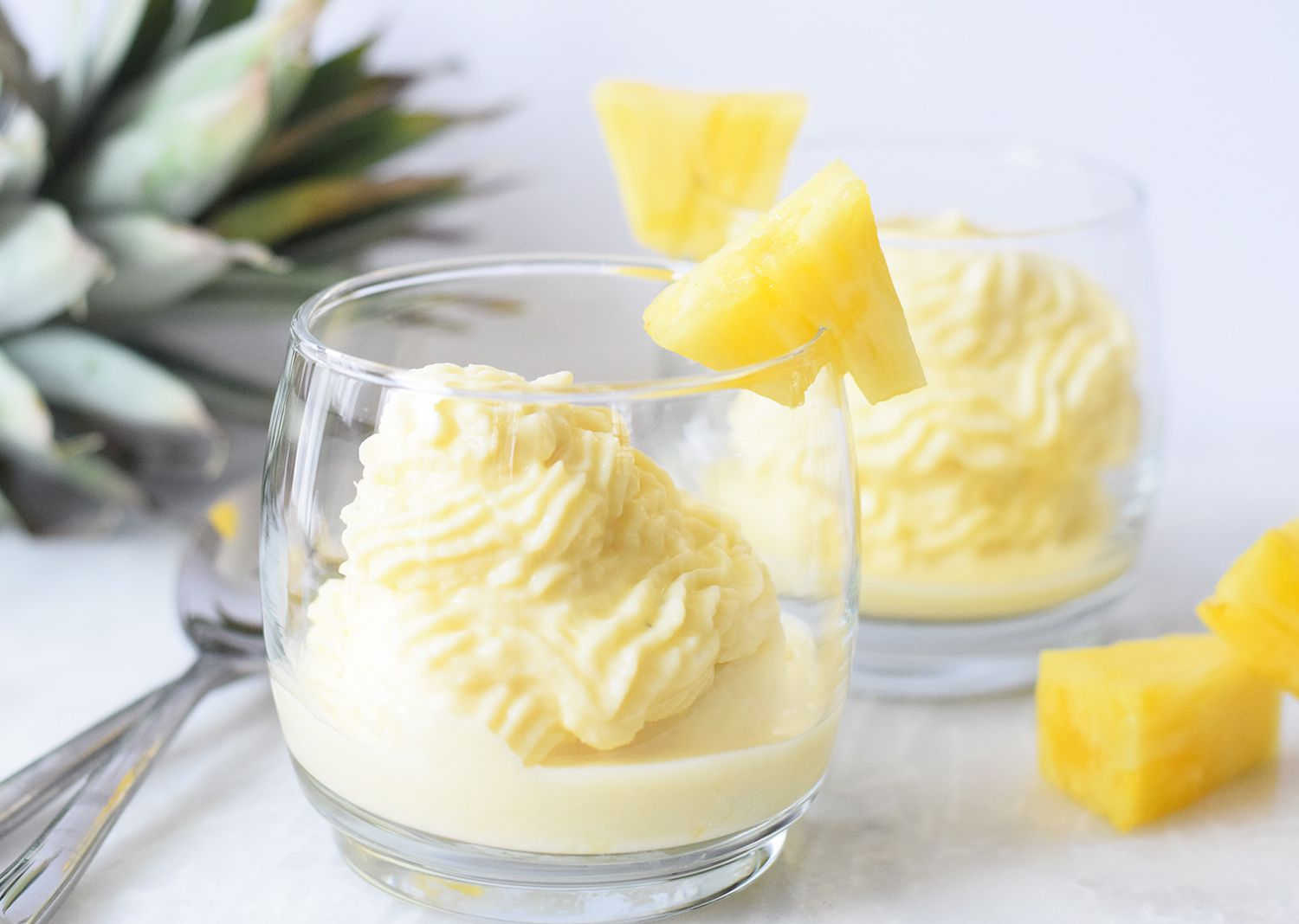 Refreshing Homemade Dole Whip