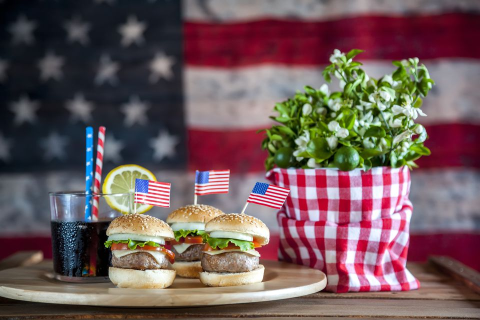 Patriotic Cookout for Memorial Day