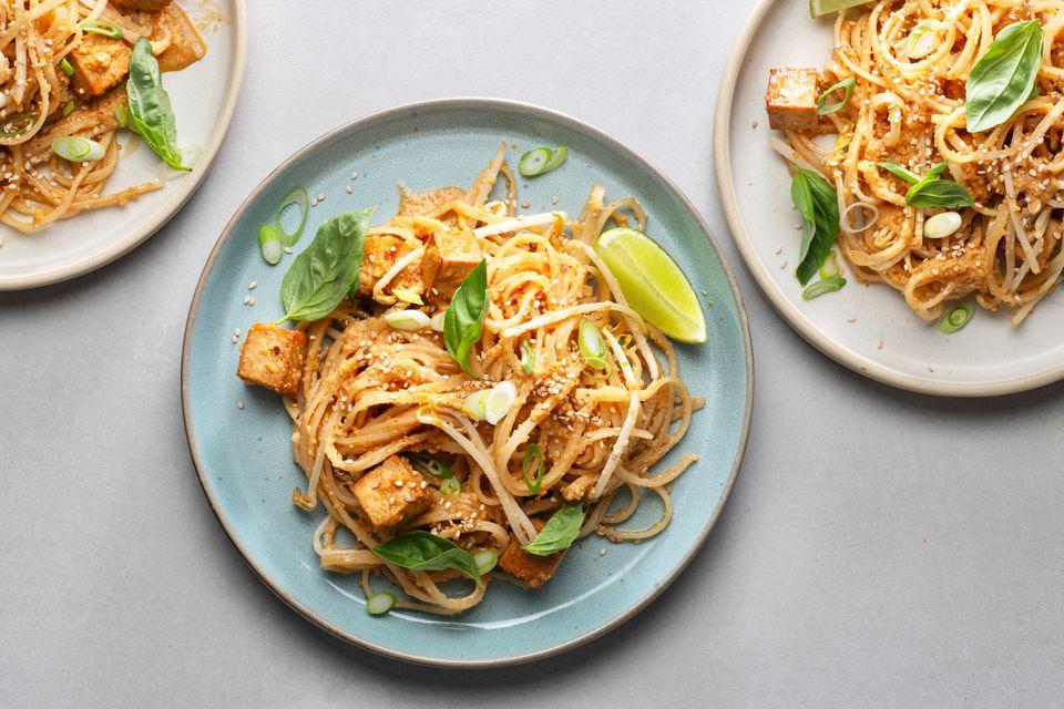 Gluten-Free Thai Peanut Noodles