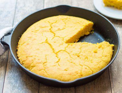 Southern buttermilk cornbread