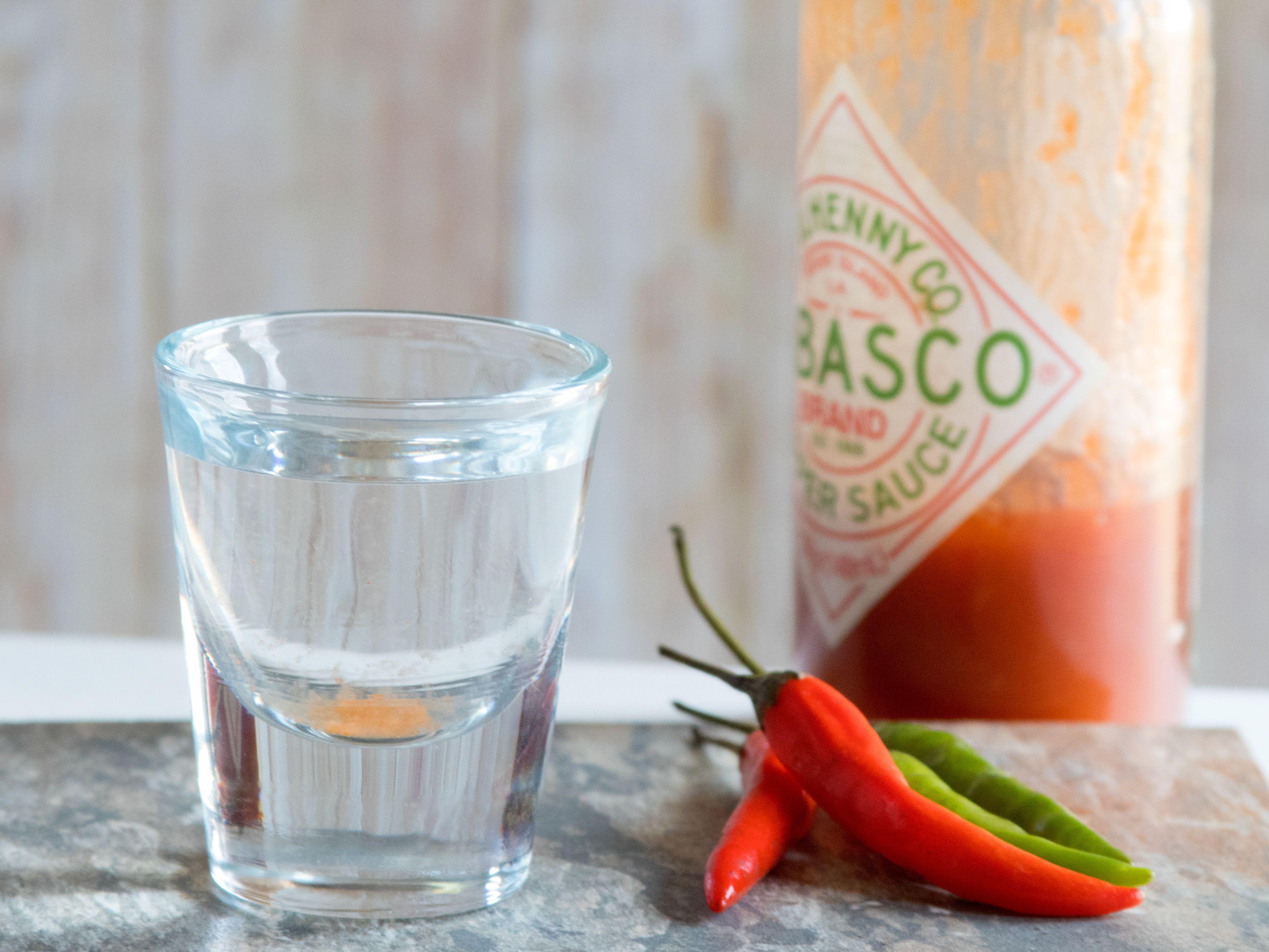 Prairie Fire Recipe A Hot Shot Of Tequila And Tabasco