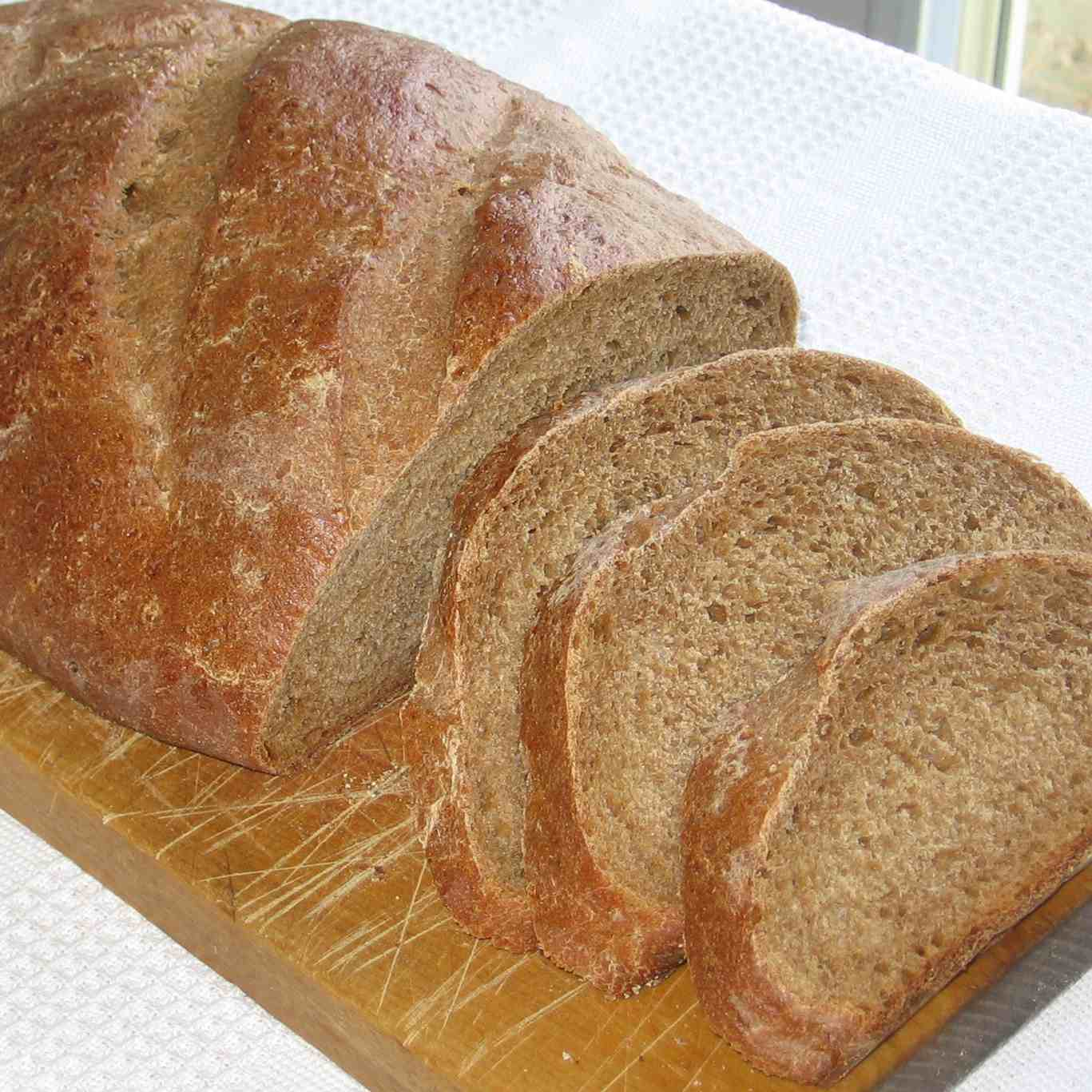 Russian Sourdough Rye Bread