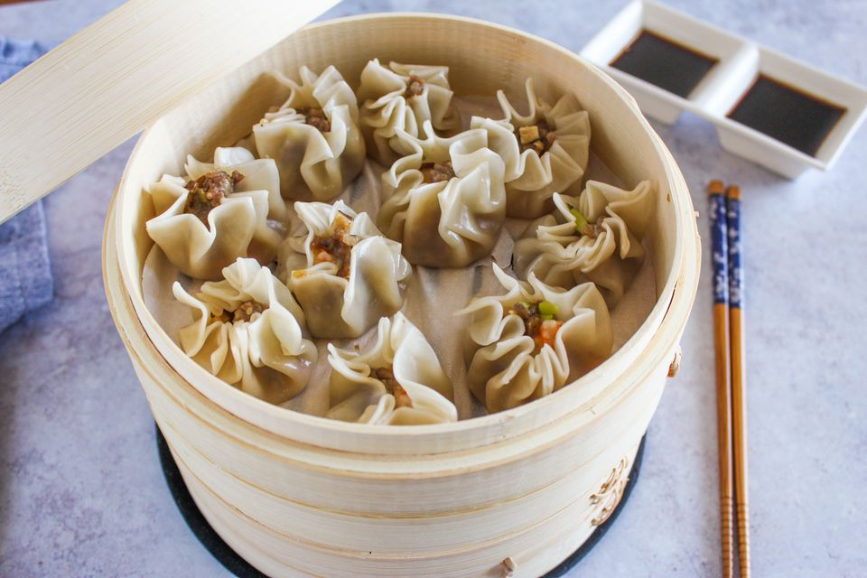 Siu mai dumplings recipe
