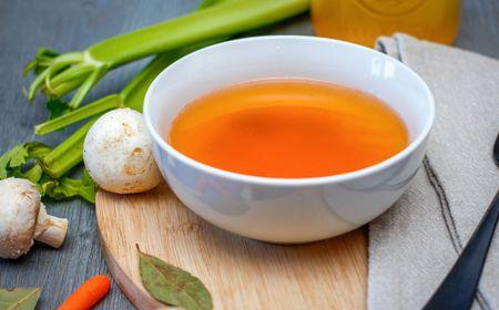 basic vegetable broth recipe