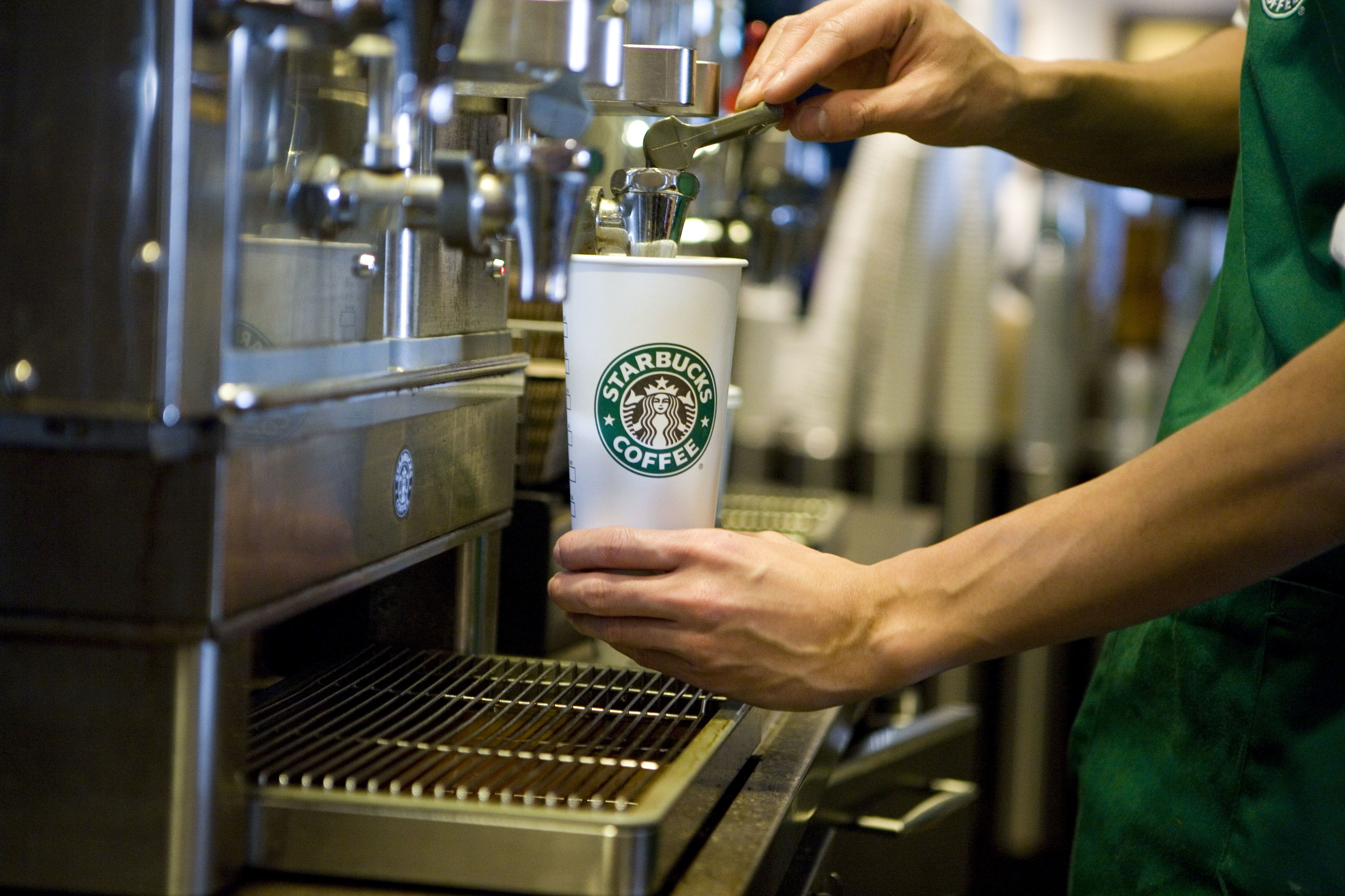 Starbucks Introduces Low Calorie Products