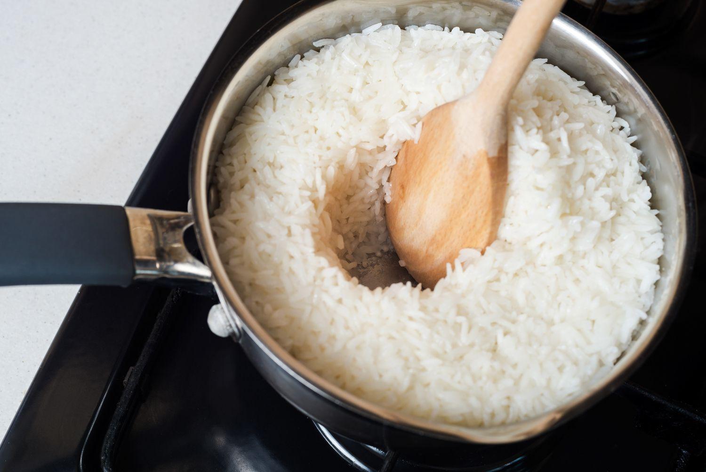 how to make jasmine rice - check