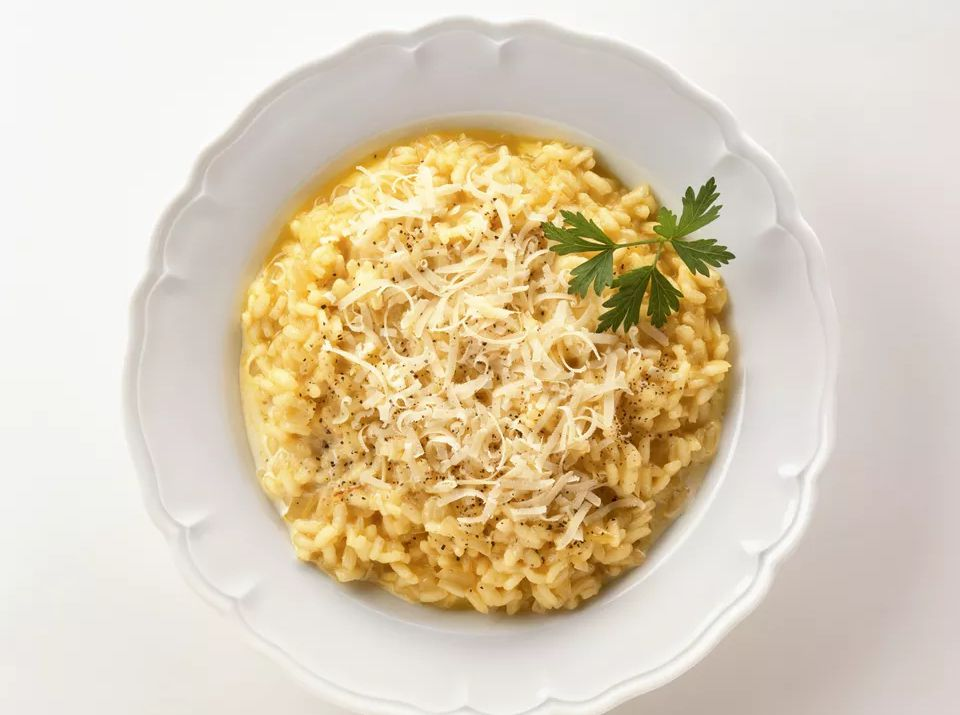 Foolproof Risotto Milanese