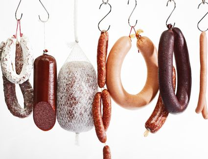 Sausages, links, and bangers