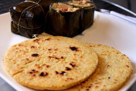 How To Make Basic Arepas Venezuelan And Colombian Corncakes