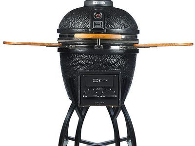Aldi Holzkohlegrill Price : Review of the char broil kamander kamado charcoal grill