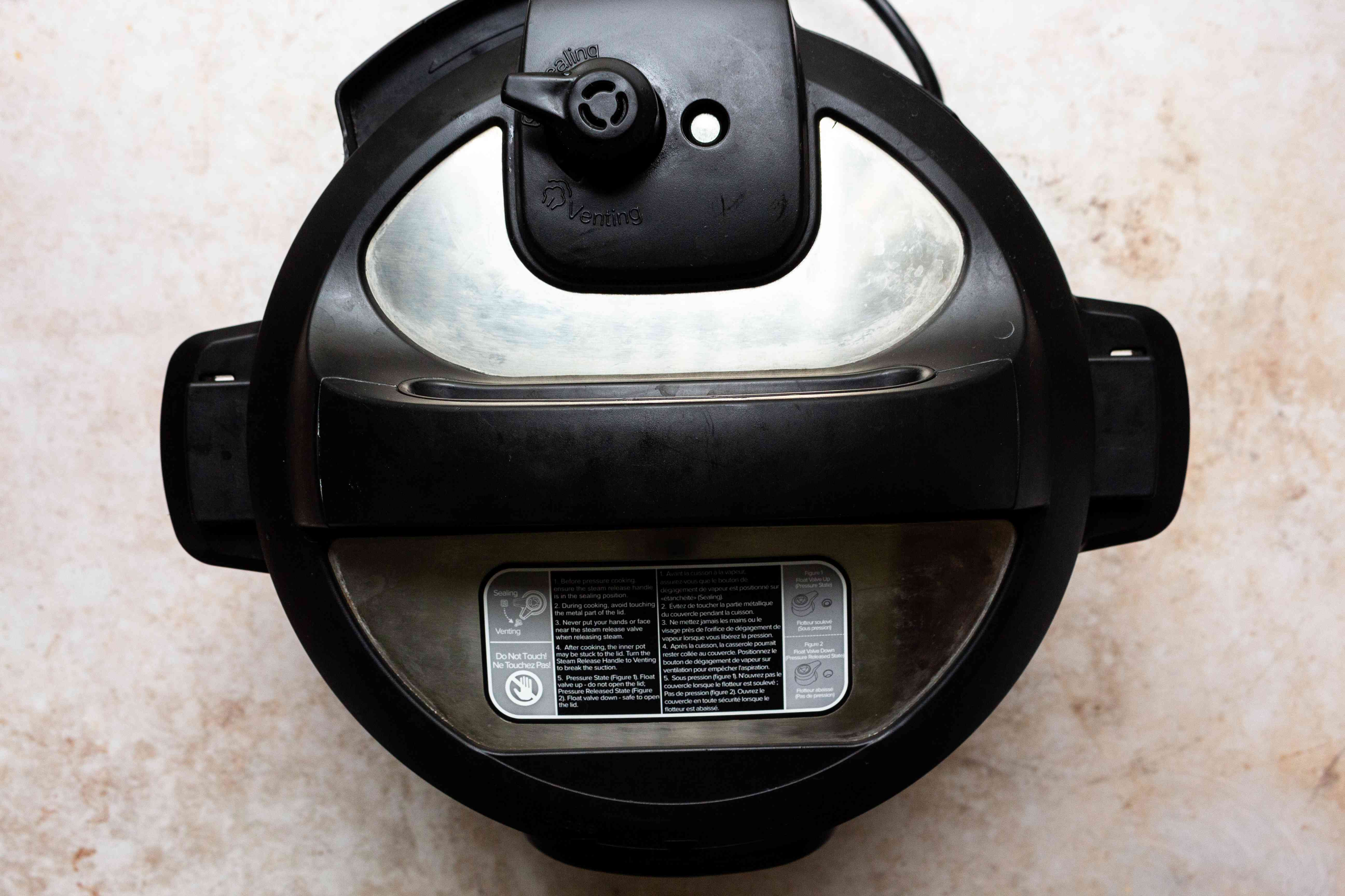 beef and cabbage cooking instant pot