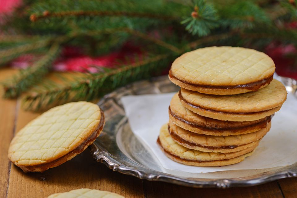 Dutch Caramel Cookies (Stroopkoeken)