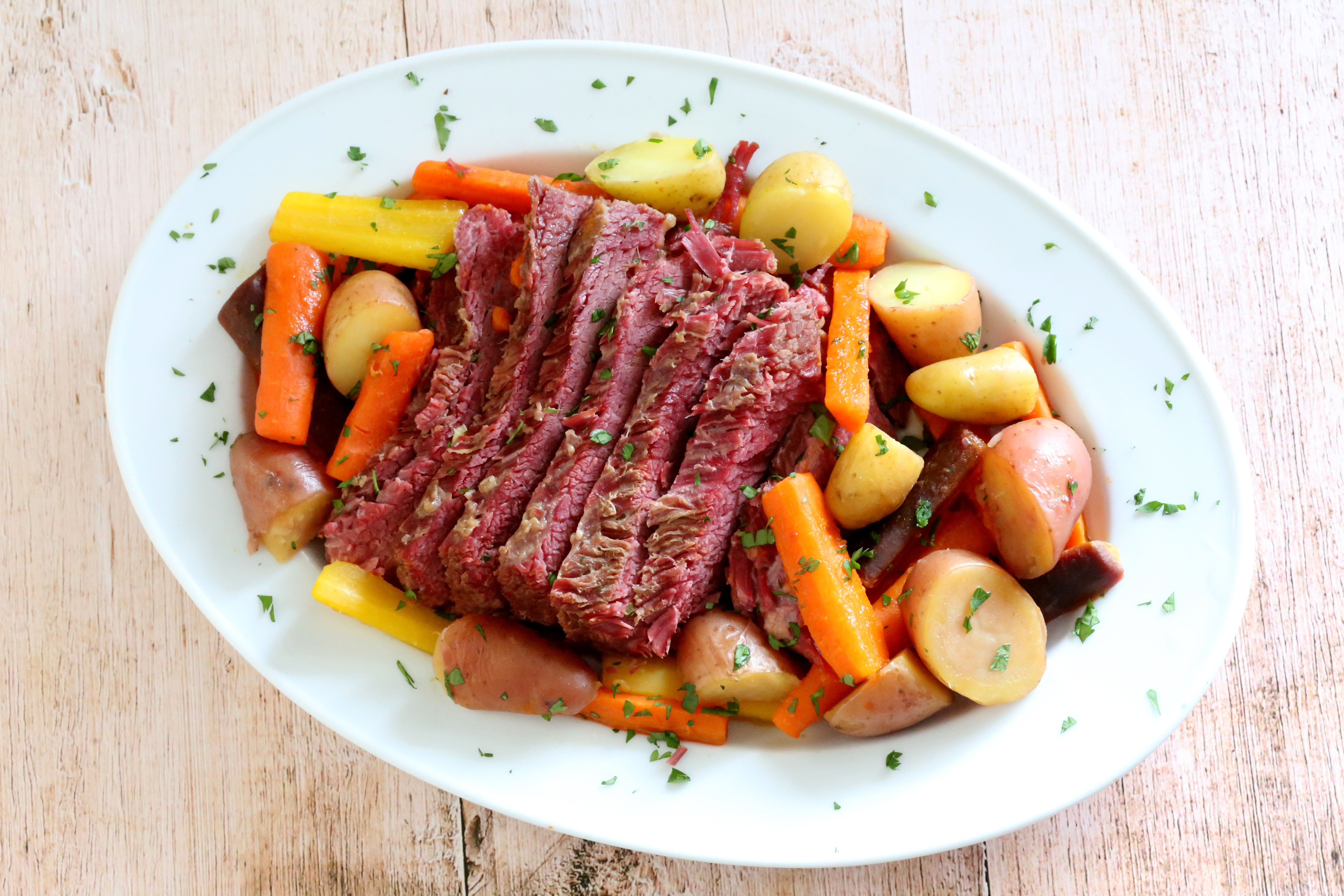 Create the Perfect Corned Beef and Cabbage Dinner With These Recipes