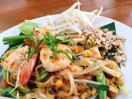 Gluten Free Pad Thai Recipe