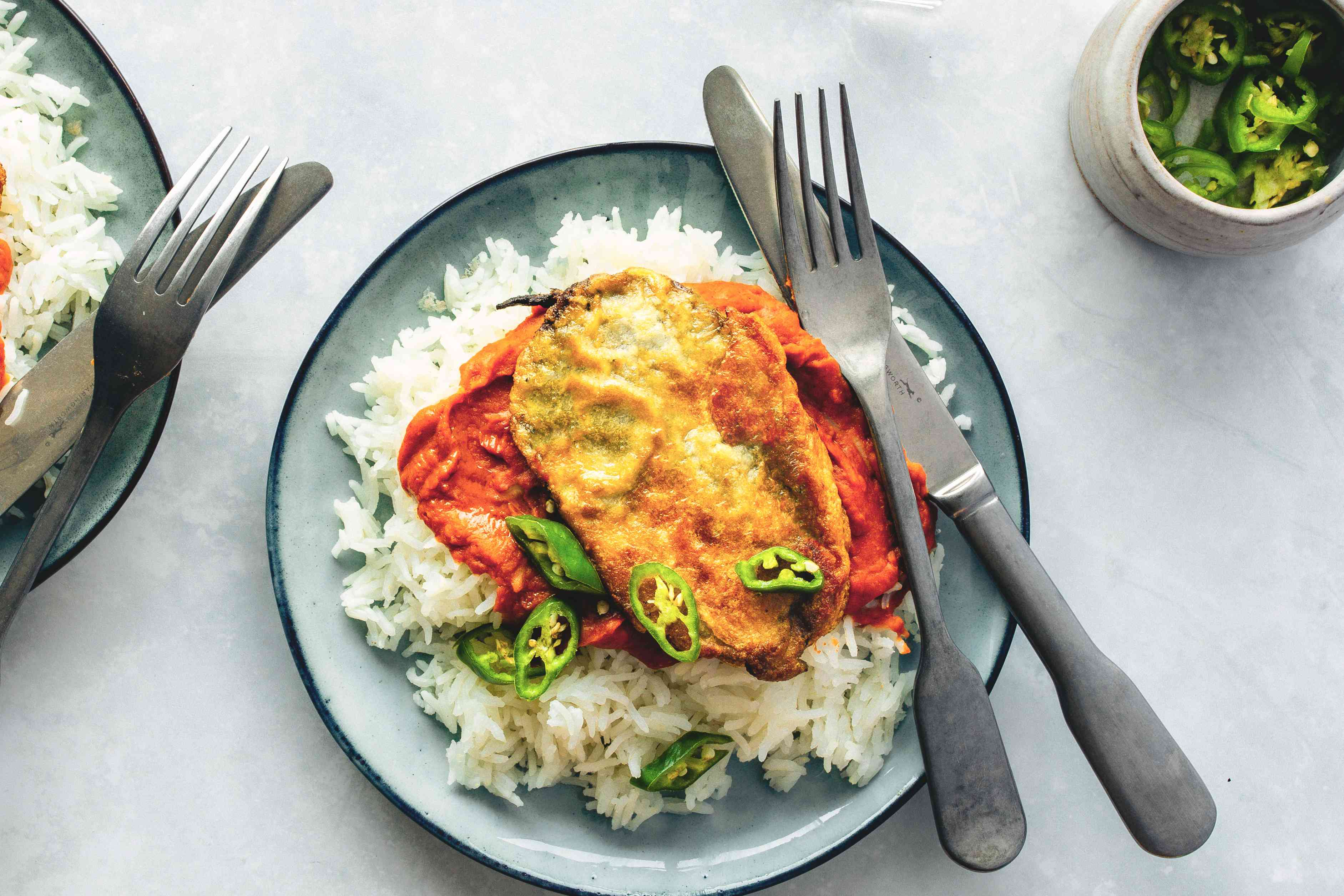 Chiles rellenos and mdash Mexican recipe
