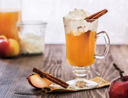 Hot Apple Pie Cocktail Recipe