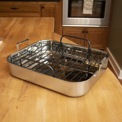 KitchenAid Tri-Ply Polished Stainless Steel