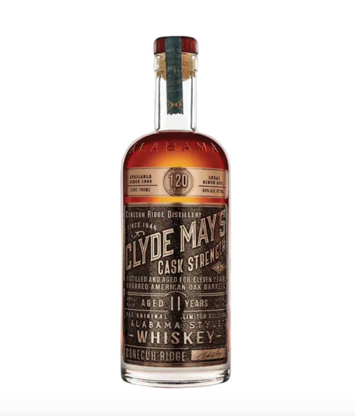 clyde-mays-cask-strength-whiskey
