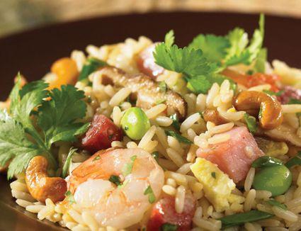 Eight-treasure Fried Rice