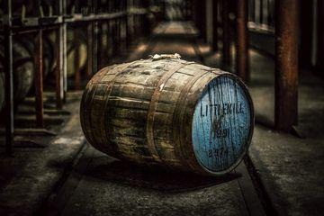 Lone Barrel of Littlemill Scotch Whisky