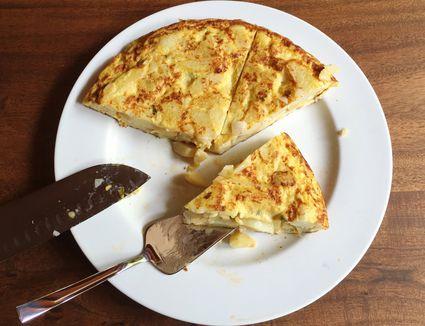 Mexican Omelete- Tortilla de Huevos