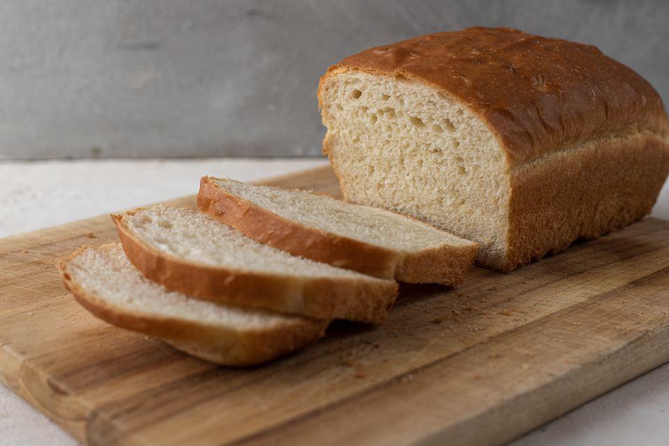 Easy Honey White Bread