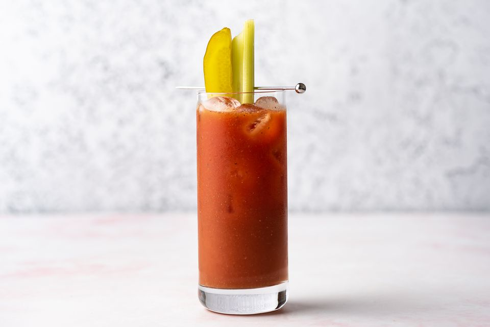 The Virgin Mary: Spice Up Brunch With a Great Tomato Drink