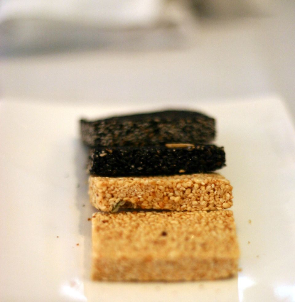 Korean Sesame Candy