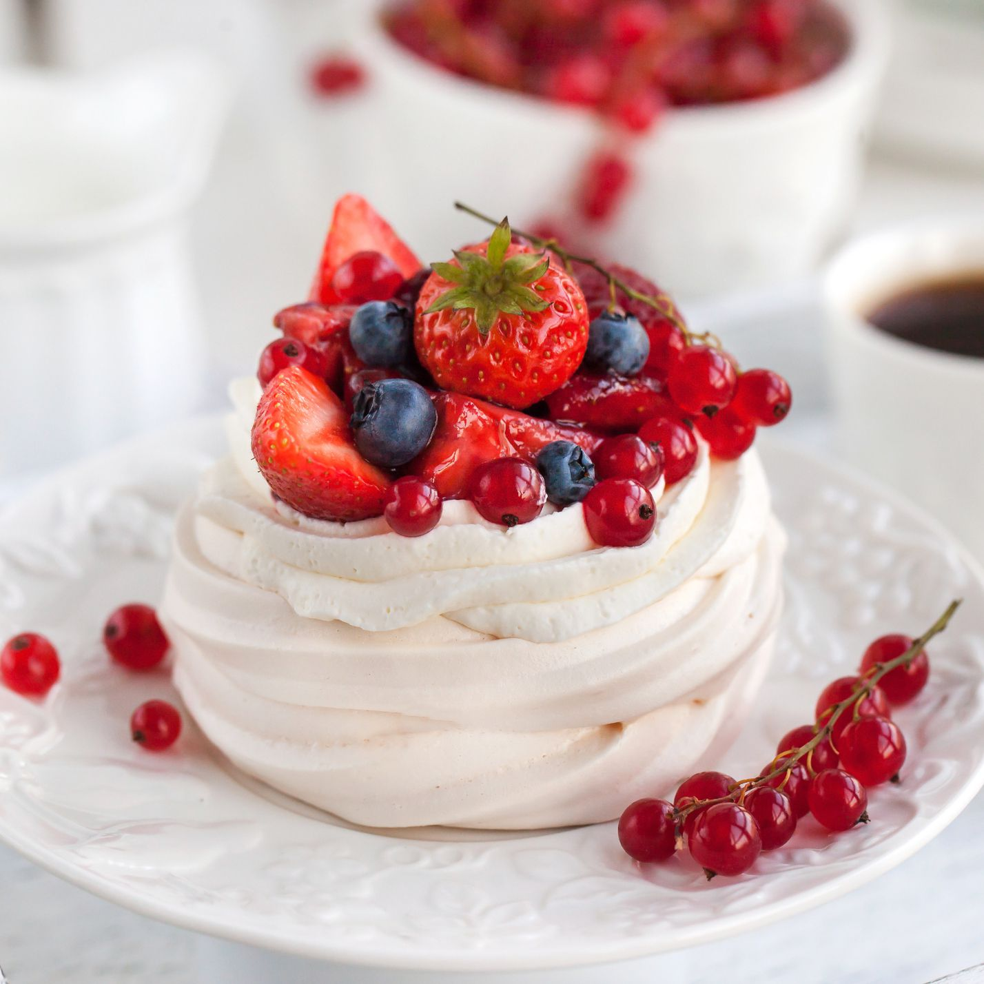 New Zealand Pavlova Dessert Recipe