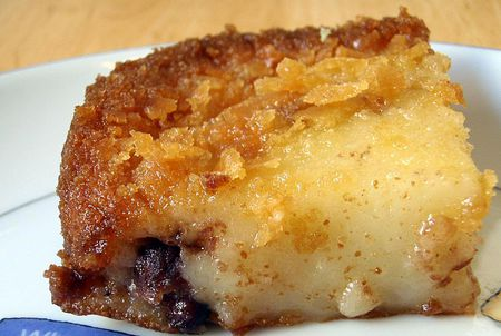 Gluten-Free Sweet Sticky Rice Cake