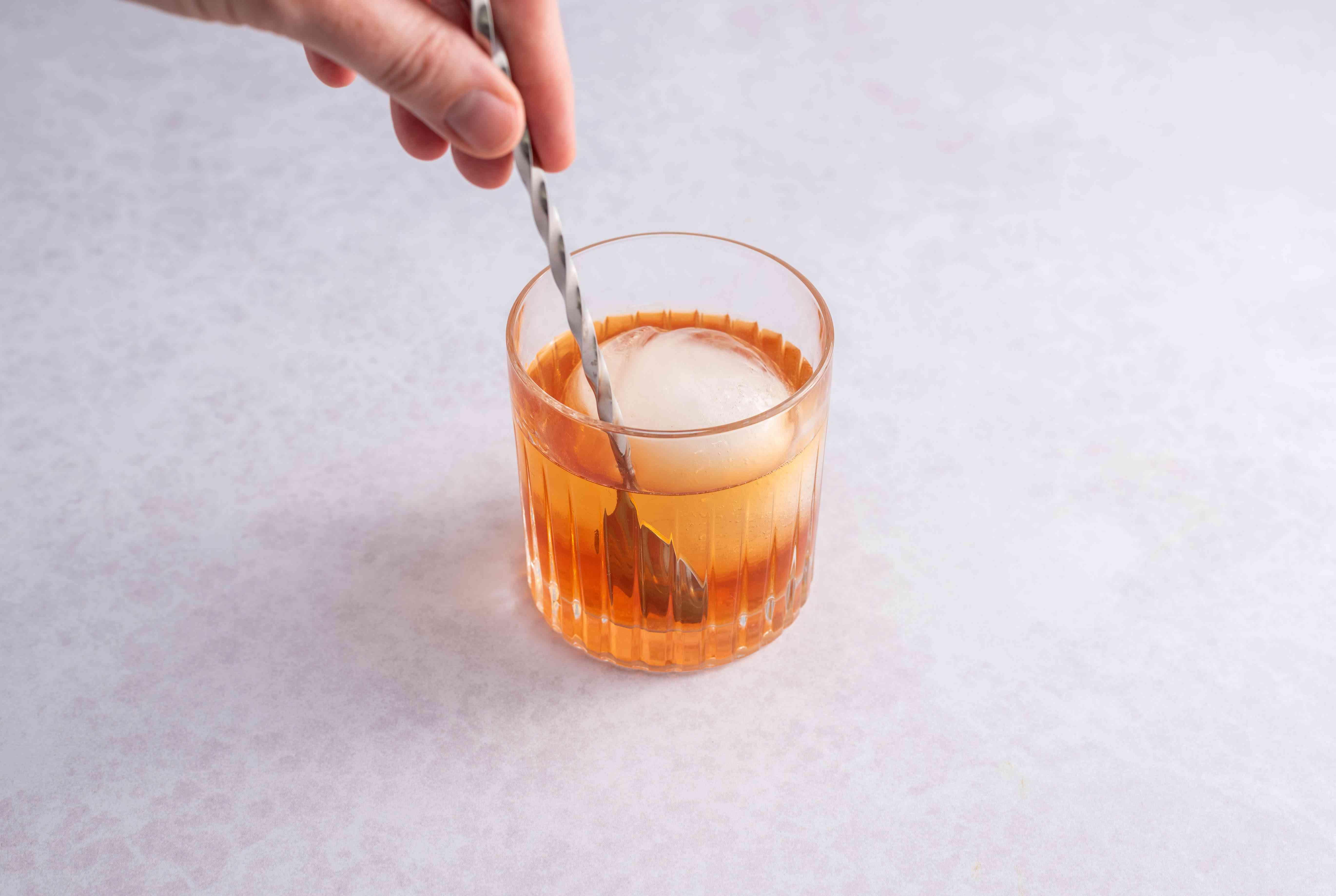 Add whiskey