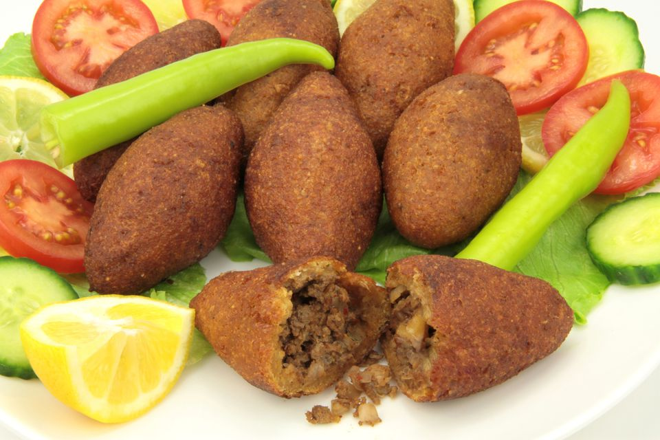 turkish içli köfte
