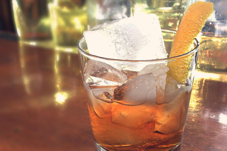 Little Dom's Butternut Old Fashioned Cocktail