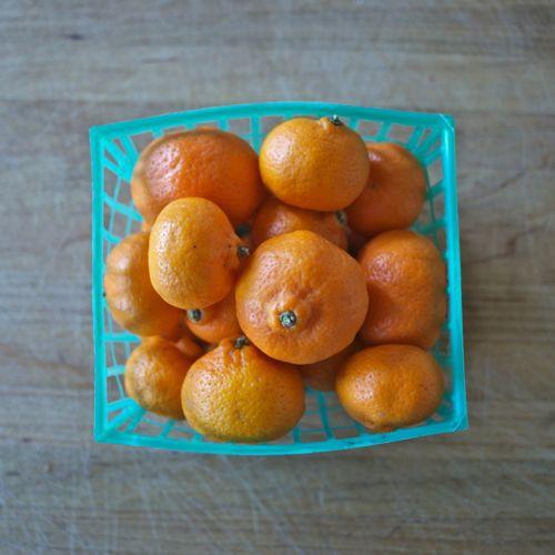 Kishus (tiny tangerines)