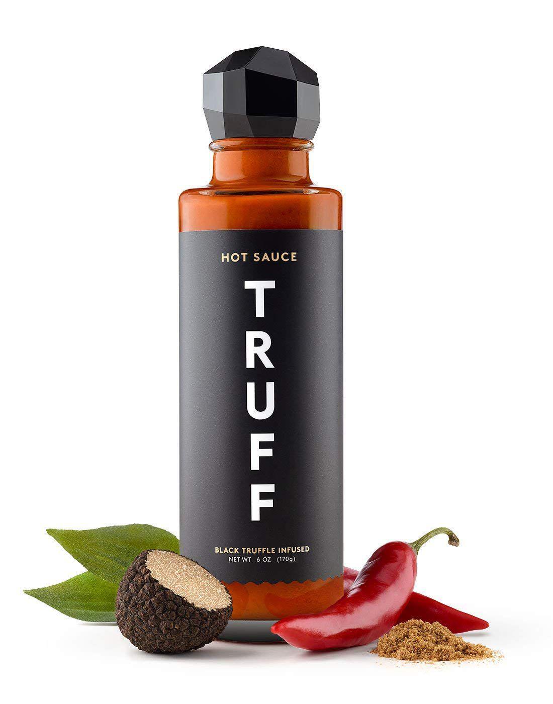 TRUFF Truffle-Infused Hot Sauce